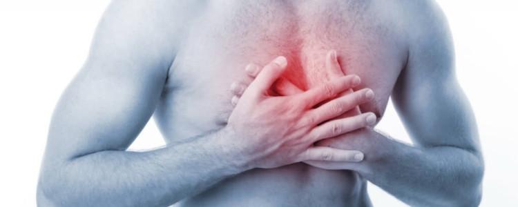 Боль в груди — сердце или остеохондроз?