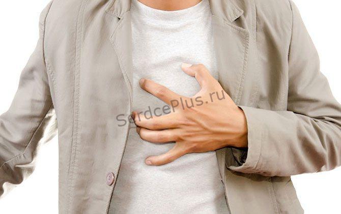 боль в груди-сердце или остеохондроз?