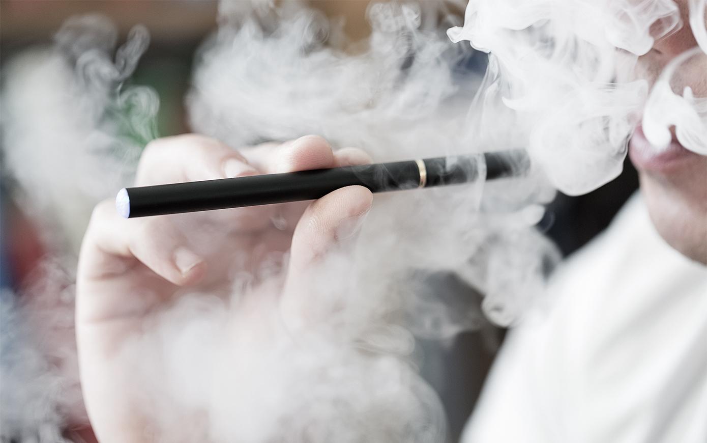 Есть ли вред от вейпа и электронных сигарет?